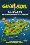 BALEARES -GUIA AZUL