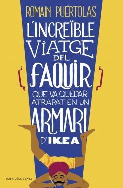 INCREÏBLE VIATGE DEL FAQUIR QUE VA QUEDAR ATRAPAT EN UN ARMARI D'IKEA, L'