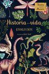 HISTORIA DE LA VIDA. EVOLUCIÓN [DESPLEGABLE]