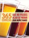 365 CERVEZAS QUE NO PUEDES DEJAR DE PROB