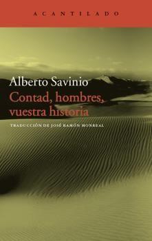 CONTAD HOMBRES VUESTRA HISTORIA