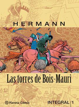 TORRES DE BOIS-MAURI Nº01/03