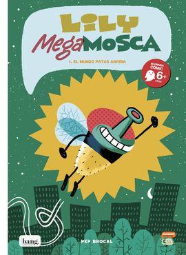 LILY MEGA MOSCA [CAS]