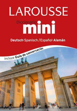 MINI ESPAÑOL-ALEMÁN / DEUTSH-SPANISCH, DICCIONARIO