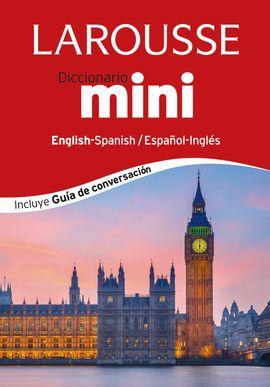 MINI ESPAÑOL-INGLÉS / INGLÉS-ESPAÑOL, DICCIONARIO