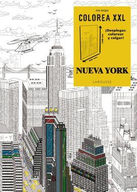 NUEVA YORK. COLOREA XXL
