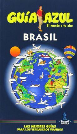 BRASIL -GUIA AZUL