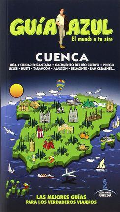 CUENCA -GUIA AZUL