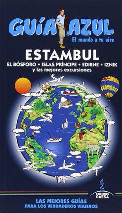 ESTAMBUL -GUIA AZUL