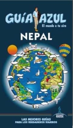 NEPAL -GUÍA AZUL
