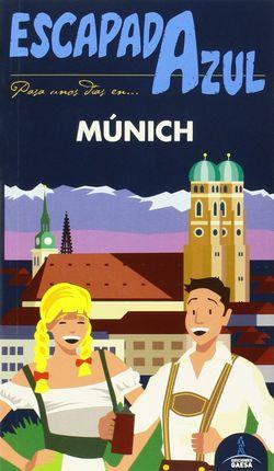 MUNICH -ESCAPADA AZUL