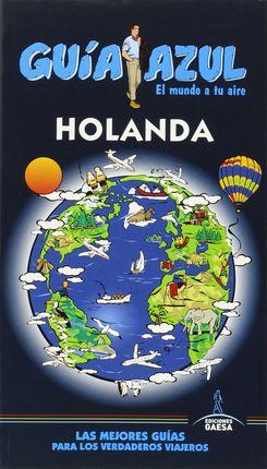 HOLANDA -GUÍA AZUL