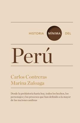PERÚ, HISTORIA MÍNIMA DEL