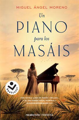 UN PIANO PARA LOS MASÁIS [BOLSILLO]