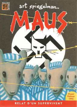 MAUS (CAT) -COMIC