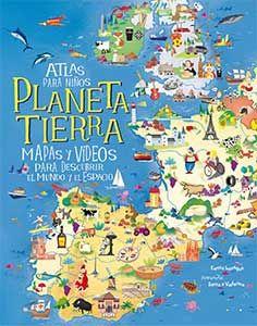 ATLAS PARA NIÑOS - PLANETA TIERRA