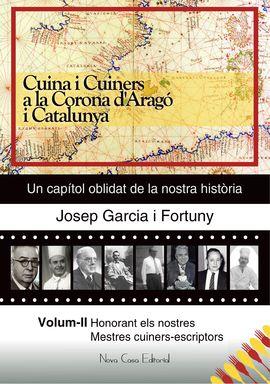 II. CUINA I CUINERS DE LA CORONA D'ARAGO I CATALUNYA