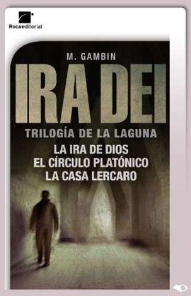 IRA DEI: TRILOGIA DE LA LAGUNA (TARJETA EBOOK)