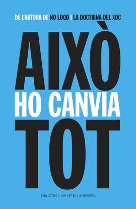 AIXO HO CANVIA TOT. EL CAPITALISME VS EL CLIMA
