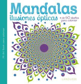 MANDALAS. ILUSIONES ÓPTICAS