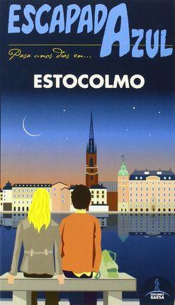 ESTOCOLMO- ESCAPADA AZUL