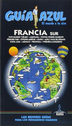 FRANCIA SUR - GUIA AZUL