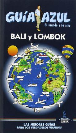 BALI Y LOMBOK -GU�A AZUL