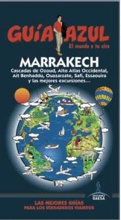 MARRAKECH -GUIA AZUL