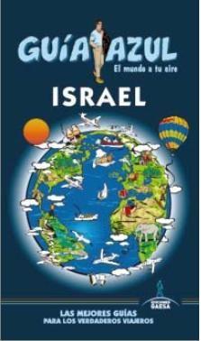 ISRAEL -GUIA AZUL
