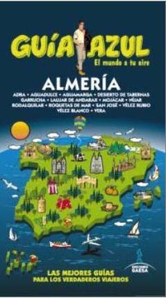 ALMERÍA -GUIA AZUL