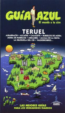 TERUEL -GUIA AZUL