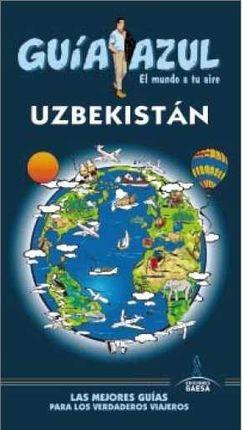 UZBEKISTAN -GUIA AZUL