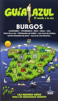 BURGOS -GUIA AZUL