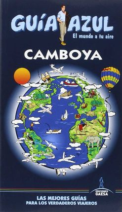 CAMBOYA -GUIA AZUL