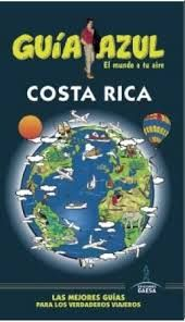 COSTA RICA -GUIA AZUL