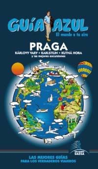 PRAGA -GUIA AZUL