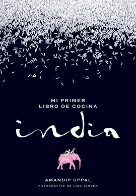 MI PRIMER LIBRO DE COCINA INDIA