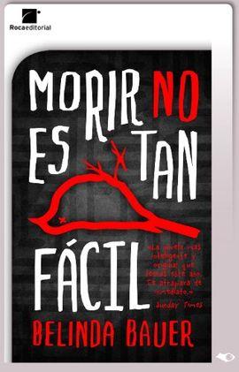 MORIR NO ES TAN FACIL (TARJETA EBOOK)