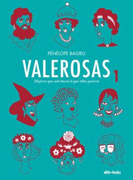 VALEROSAS 1 (NOVEL·LA GRAFICA)