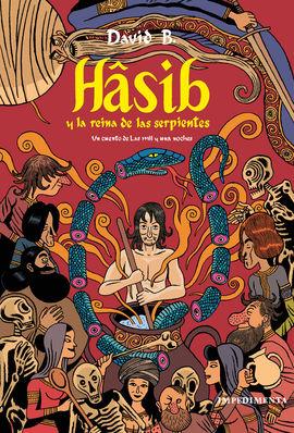 HASIB Y LA REINA DE LAS SERPIENTES