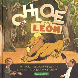 CHLOE Y EL LEON