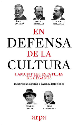 DEFENSA DE LA CULTURA, EN