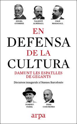 DEFENSA DE LA CULTURA, EN