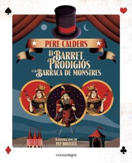 BARRET PRODIGIÓS I LA BARRACA DELS MONSTRES, EL