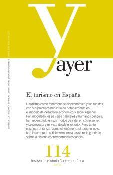 AYER. Nº114 EL TURISMO EN ESPAÑA