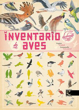 INVENTARIO ILUSTRADO DE AVES