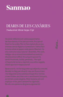 DIARIS DE LES CÀNARIES