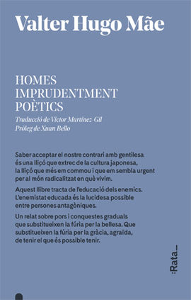 HOMES IMPRUDENTMENT POÈTICS