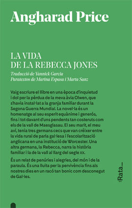 VIDA DE LA REBECCA JONES, LA [CAT]