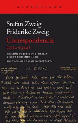 CORRESPONDENCIA 1912-1942
